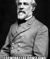 General E. Lee