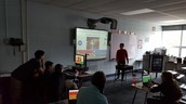 Kahoot review in math- Student developed!