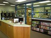 SWMS Library Circulation Desk