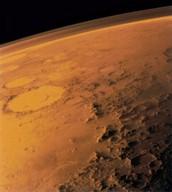 Mars' atmoshpere