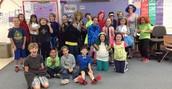 Mrs. Markley's 4th Grade class