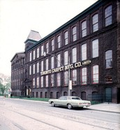 industrial land-use - Toronto Carpet Factory