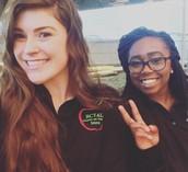 Selfie with Kiki