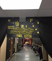 4th / 5th Grade Hallway