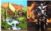 האבירים והאיכרים