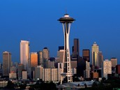 Seattle,space needle
