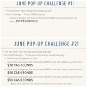 Cash Bonus Pop Up Challenge!!