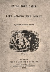 Uncle Toms Cabin March 20, 1852