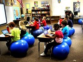 An Innovative and Engaging Classroom
