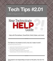 New Tech Help Guide