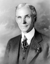 Background of Henry Ford