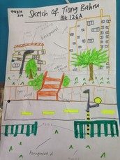 Sketches of Tiong Bahru