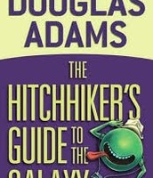 Douglas Guide - The Hitchhikers Guide to the Galaxy