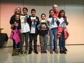 4th & 5th Grade Math Pentathlon Team