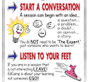 How To Be Awesome at EdCamp