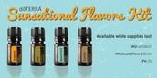 Summer Sunsational Flavors Kit