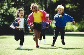 Healthy Physically active Children