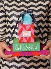 Shop Stella & Dot online through Ashley