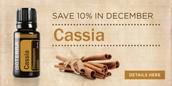 Save 10% on Cassia