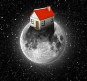 ¡Una Luna Tranquila!