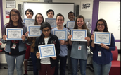 Prowess Awards 3rd Six Weeks