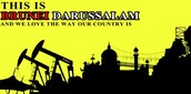 Brunei Darussalam, love our country for what it is