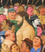 Jesús y la multitud