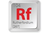 Come out for a once in a life time chance to see rutherfordium!