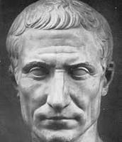 Julius Caesar Head (Plaster version)