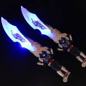 light up dragon slayer swords