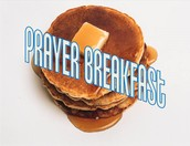 Prayer Breakfast is back!