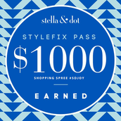 Congratulations to these $1000 for $198 StyleFix Pass Earners!