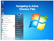 Active Directory Shared Network Drives