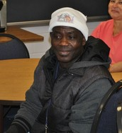 Welcome Abdul Kanu, Building Supervisor
