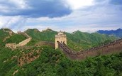 What is the Great Wall of China?