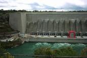 Niagara Falls Hydro Plant