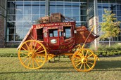 J&W stagecoaches