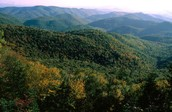 All about the Blue Ridge Mountains