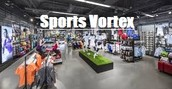 Our shops sells the best sports equipment