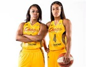 Skylar Diggins And Odyssey Sims
