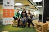 Meet the startups in Area 31: Kuorum