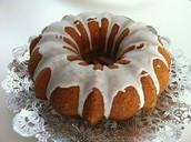 Vanilla Bean Bunt Cake