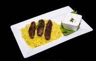 Kebab kafta de vită 15Ron