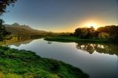 A Lake at Brazil