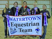 WHS Equestrian Grand Champions