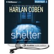 Shelter [sound recording] : a Mickey Bolitar novel by Harlan Coben