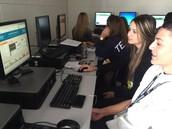 Permian AVID Students Go Virtual!!