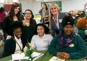 "Role Models Teach Students to Dream Big at ""Cool Women/Hot Jobs"""