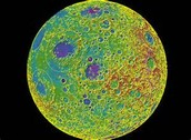Why the moon has craters