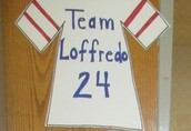Miss Loffredo's Contact Information